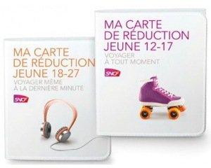 Voyages SNCF: TOUTES les cartes de réduction SNCF à seulement 29€