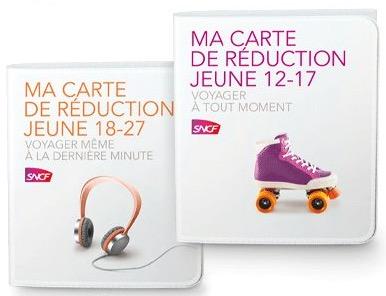 Code promo Voyages SNCF : TOUTES les cartes de réduction SNCF à seulement 29€