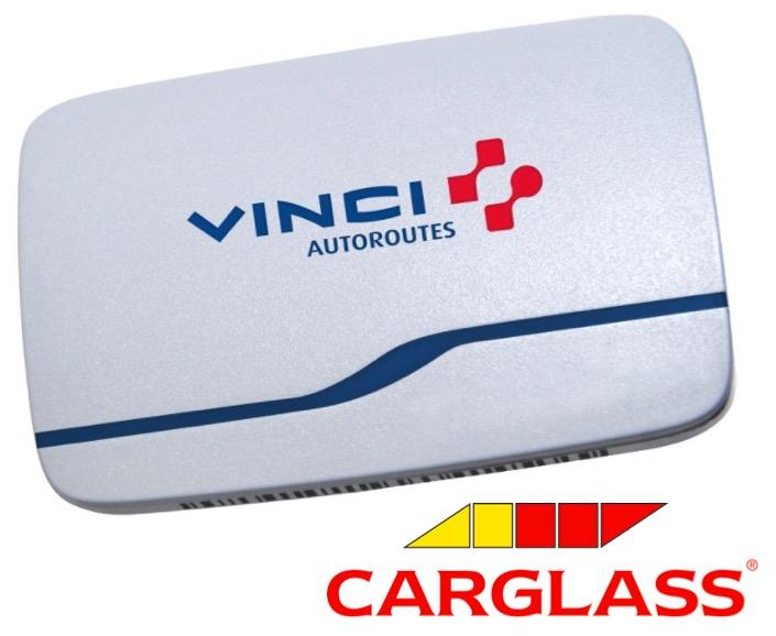 Code promo Carglass : 2 ans d'abonnement Télépéage VINCI offert pour toute intervention vitrage