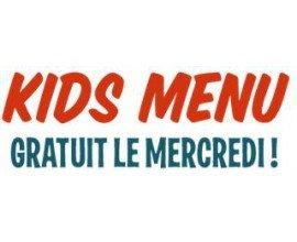 HD Diner: Tous les mercredis le menu enfant est GRATUIT au HD Diner