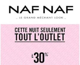 NAF NAF: [OUTLET] -30% sur toute la collection Printemps-été 2016