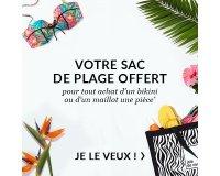 Orcanta: Votre sac de plage offert pour l'achat d'un maillot de bain