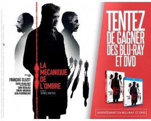 """BFMTV: 20 DVD & 5 Blu-ray du film """"La mécanique de l'ombre"""" à gagner"""
