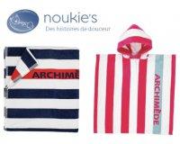 Noukies: [Summer Days] 1 serviette de plage ou 1 poncho offert dès 80€ d'achat