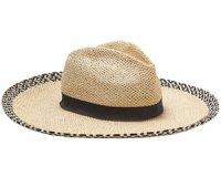 Cyrillus: Chapeau de paille femme à 18,36€ au lieu de 45,90€