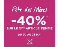 Oxbow: 40% de réduction sur le 2ème article femme