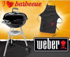 Socopa: 1 barbecue Weber chaque semaine et des tabliers à gagner
