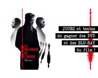 """M6: 25 Blu-ray & 25 DVD du film """"La mécanique de l'ombre"""" à gagner"""