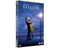 "M6: 5 Blu-ray & 10 DVD du film ""La la land"" à gagner"
