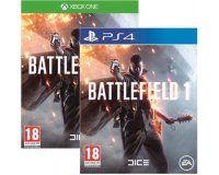 Amazon: Battlefield 1 sur PS4 ou Xbox One à 23,99€