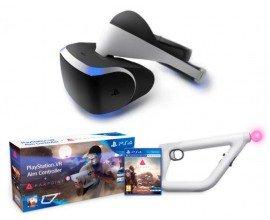 Fnac: 1 casque Playtation VR acheté = - 60€ sur le jeu Farpoint et sa manette de visée