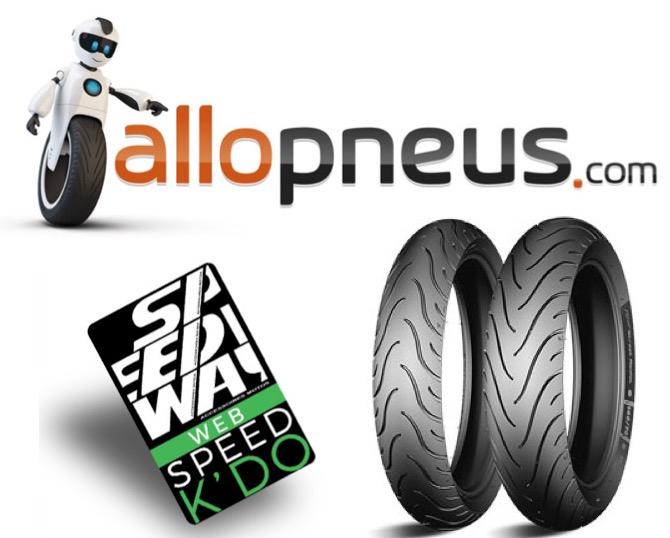 jusqu 39 40 offerts chez speedway pour l 39 achat de pneus moto michelin allopneus. Black Bedroom Furniture Sets. Home Design Ideas