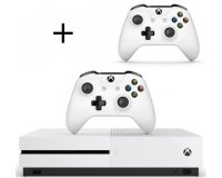 Cdiscount: Console Xbox One S 500 Go + 2e manette à 239,99€