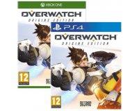 Cdiscount: Overwatch sur PS4 ou Xbox One à 23,20€