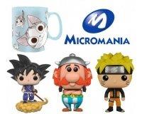 Micromania: - 20% sur tous les produits dérivés (figurines, Toy Pop, Mugs, Casquettes...)