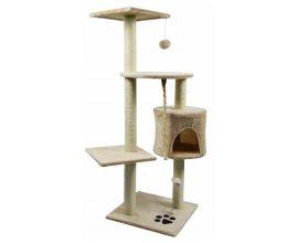 Brico Privé: Arbre à chat Lucky de LudiCat beige à 3 étages à 49,99€ au lieu de 100€