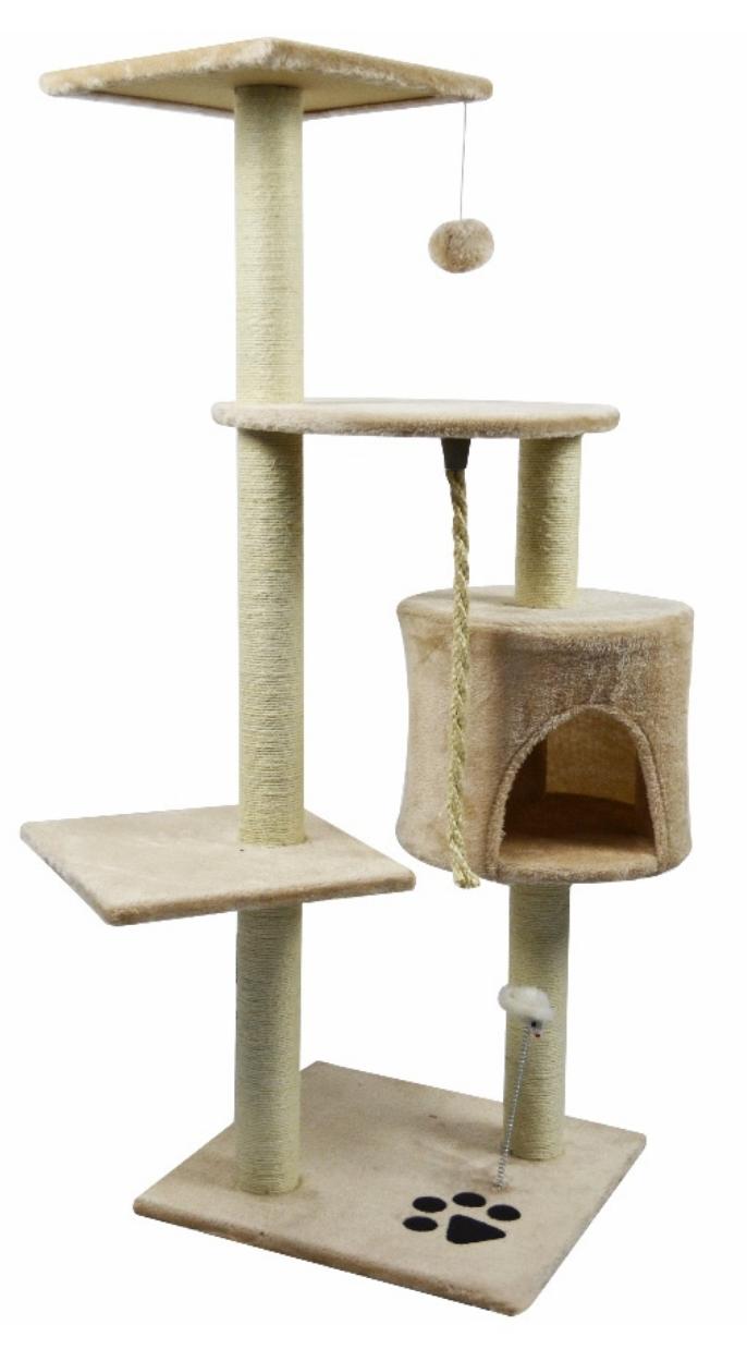 arbre a chat 3 etages