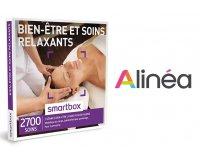 Alinéa: [Fête des mères] Commandez avant le 26 mai et tentez de gagner une Smartbox