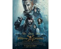 Rire et chansons: 20 places de ciné pour le film Pirates des Caraïbes 5 à gagner