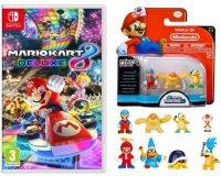 Cdiscount: 3 Figurines offertes pour l'achat de Mario Kart 8 Deluxe sur Nintendo Switch