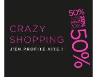 MOA: [Crazy Shopping] jusqu'à 50% de réduction sur une sélection d'articles