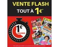 Prismashop: [Vente Flash] Abonnements à 1€ sur une sélection de magazines