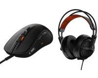 TopAchat: Pack Gaming Steelseries, Rival 700 + Siberia 200 Noir OFFERT à 102,11€