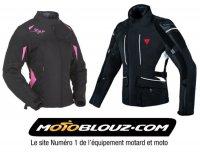 Motoblouz: 15% de remise immédiate sur une collection de blousons de moto