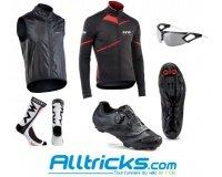 Alltricks: 10% de réduction sur les vêtements et chaussures de la marque Northwave