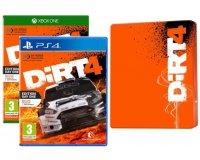 Amazon: Dirt 4 sur PS4 ou Xbox One en Edition Steelbook à 54,99€ au lieu de 69,99€