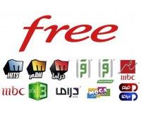Free: Freebox TV : Les 9 chaînes du pack Arabia seront en clair du 29 mai au 6 juin