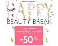 L'Occitane: [Happy Beauty Break] Jusqu'à -50% sur une sélection de produits