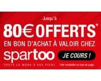 Allopneus: Jusqu'à 80€ en bon d'achat chez Spartoo pour l'achat de pneus auto Bridgestone