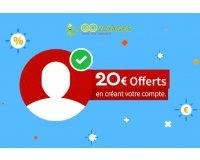 Go Voyages: [20 ans] 20€ offerts sur votre prochaine réservation en créant votre compte