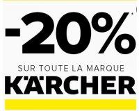 Maginéa: 20% de réduction sur la marque Karcher