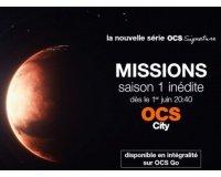 Free: Le 1er épisode de la série Missions offert par OCS et Free