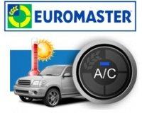Euromaster: La recharge climatisation de votre voiture à 49€ au lieu de 69,90€