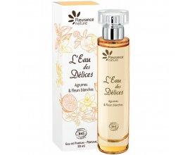 """Fleurance Nature: Une eau de parfum """"Eau des Délices"""" offerte pour toute commande"""