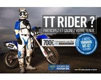 Mutuelle des Motards: 5 tenues de moto d'une valeur de 700€ à gagner avec Motoblouz