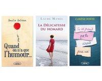 Serengo: 10 lots de 3 romans offerts par les Éditions Michel Lafon à gagner