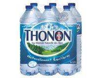 E-Leclerc: 4 packs d'eau THONON pour 6€ en magasin