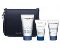 Clarins: 1 kit essentiels ClarinsMen de3 produits + 1 trousse offert dès 70€ d'achat