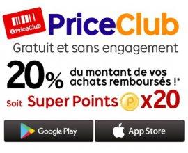 Rakuten-PriceMinister: Jusqu'à 20% de vos achats remboursés en commandant via les applications mobiles