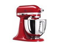 Boulanger: Robot pâtissier Kitchenaid 5KSM125EER Rouge + 1 sorbetière offerte à 376,27€