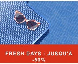 Zalando: [Fresh Days] Jusqu'à -50% sur une sélection d'articles