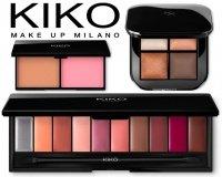 Kiko: 30% de réduction sur toutes les palettes