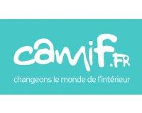 Camif: -5% supplémentaires sur les produits fabriqués en France (promotions comprises)