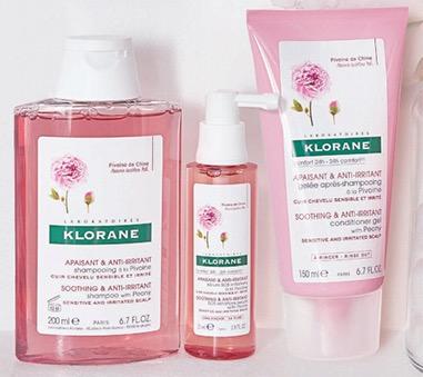 Code promo Elle : 3 lots de 3 produits Klorane à gagner