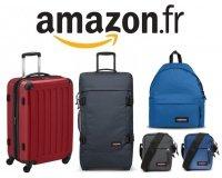 Amazon: 10€ de réduction dès 50€ d'achat sur une sélection de bagages