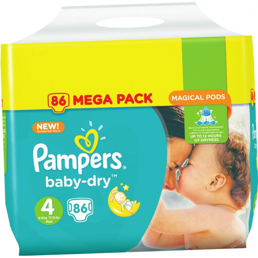 50 en remise fid lit sur les couches pampers changes baby dry carrefour - Promo couche pampers carrefour ...